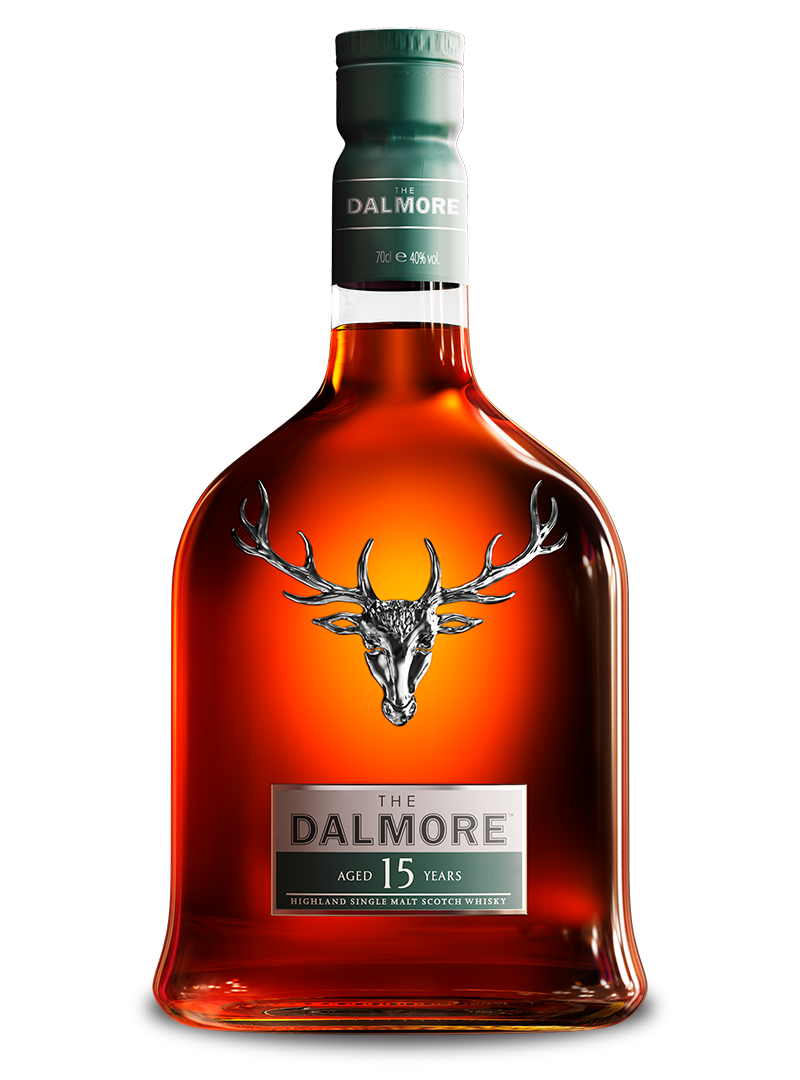 The Dalmore 15 Year Old 40% 70cl