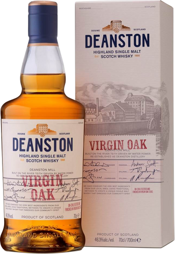 Deanston Virgin Oak 46.3% 70cl