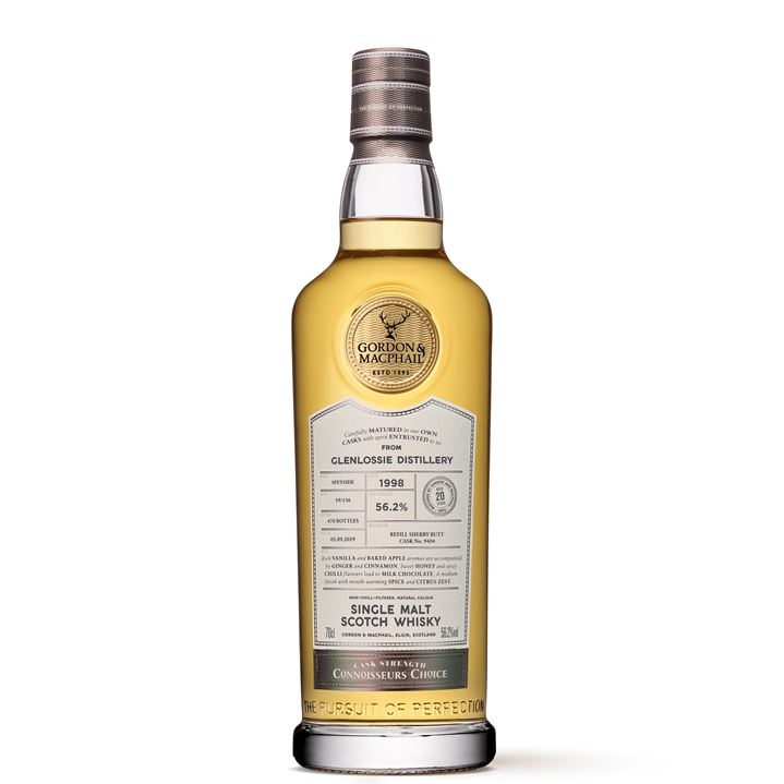 Gordon & Macphail Connoisseurs Choice Glenlossie 1998 16 Year Old 46% 70cl