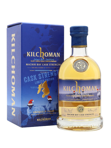 Kilchoman Ltd Ed Machir Bay Cask Strength 58.6% 70cl