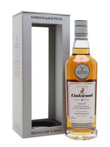 Gordon & Macphail Distillery Labels Linkwood 15 Year Old 43% 70cl