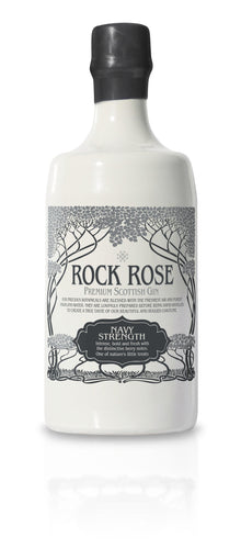 Rock Rose Navy Strength 57% 70cl