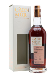 Carn Mor Strictly Limited Strathmill 2009 11 Year Old STR Cask 47.5% 70cl
