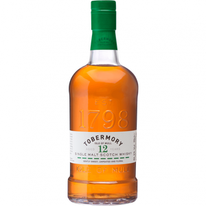 Tobermory 12 Year Old 46.3% 70cl