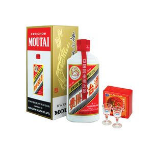 Moutai Kweichow Chiew 53% 50cl