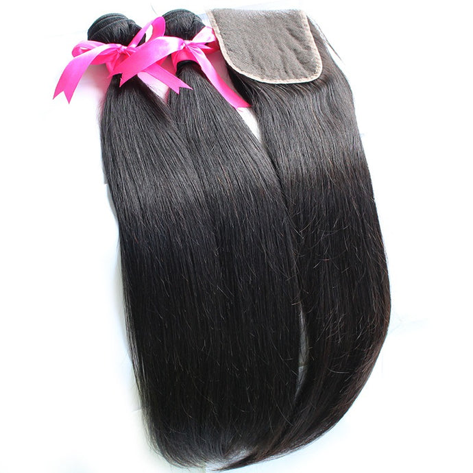 Pink Collection Lace Closure