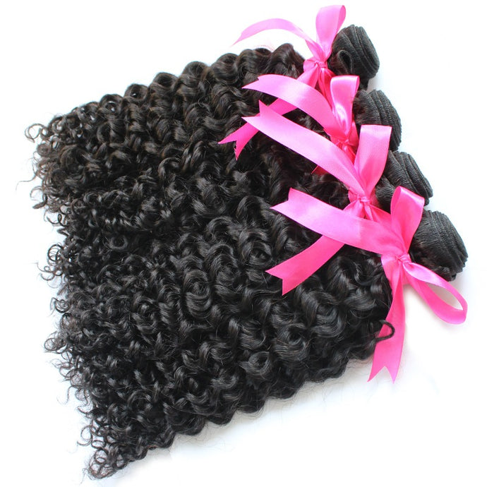 Pink Collection Italian curly