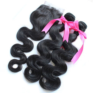 3 bundle deal w/closure