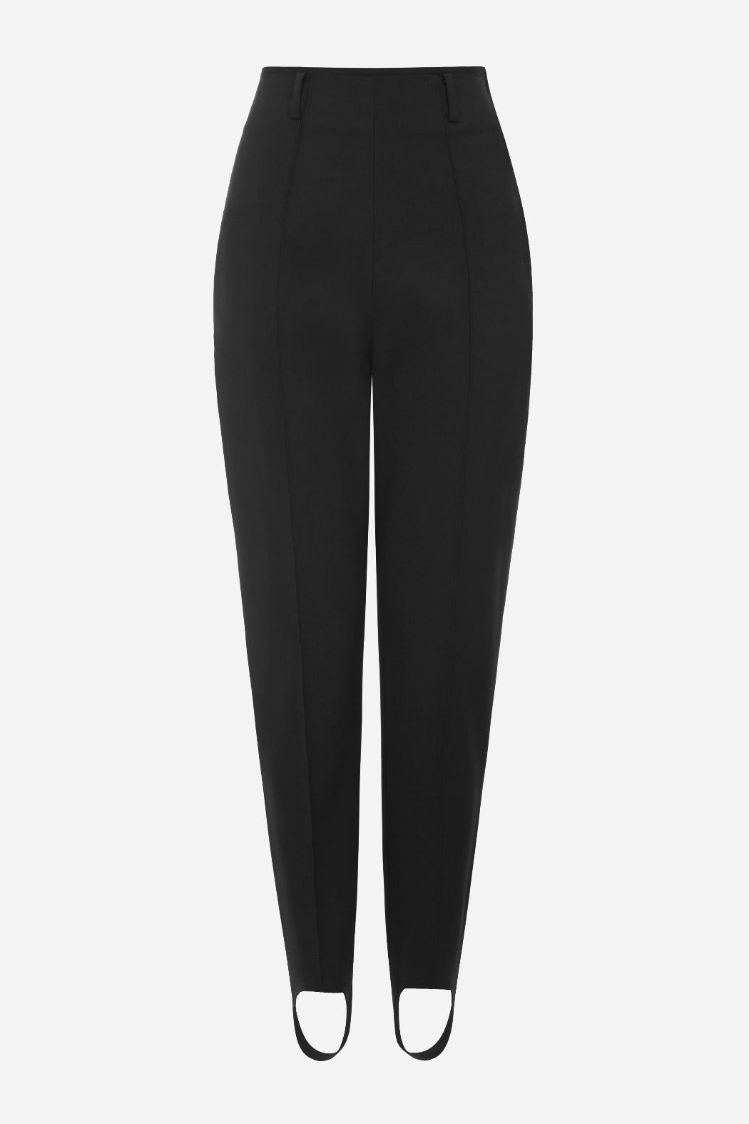 Stirrup Pants Black