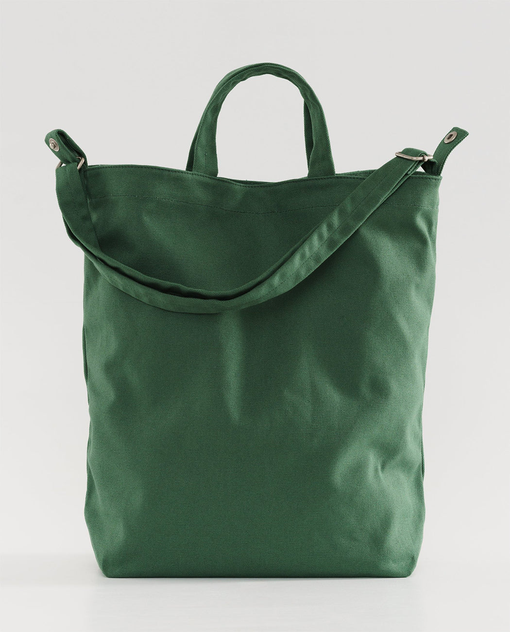 Baggu Duck Bag Eucalyptus Green Canvas Cotton