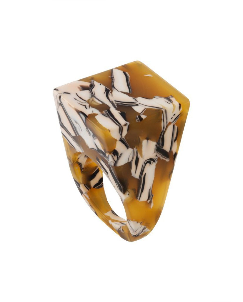 Machete Jewelry Icon Statement Ring Calico