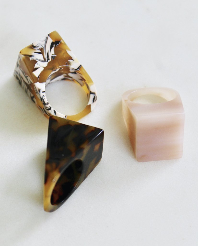 Machete Jewelry Icon Statement Rings Eco Friendly Europe