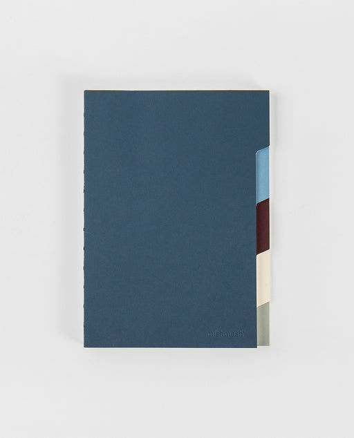 Tabs Notebook Cobalt