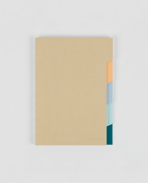 Tabs Notebook Fawn
