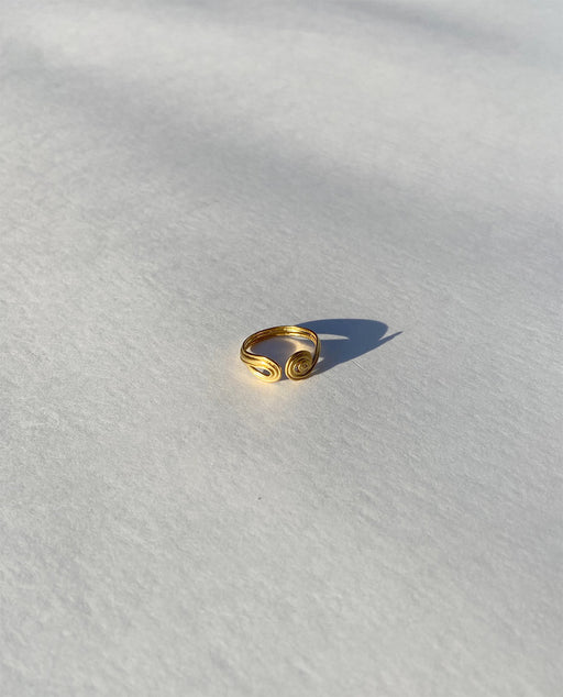 Pernille Corydon Cosmos Ring Gold Nederland