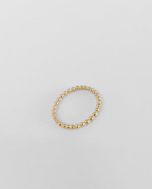 Pixel Ring Gold