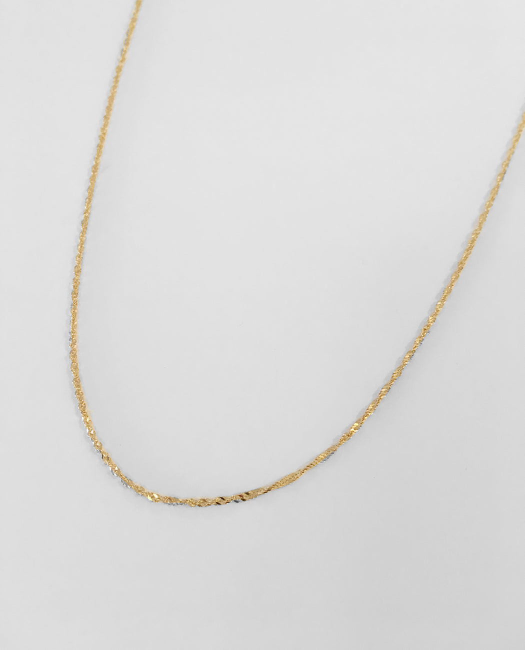 Pernille Corydon Singapore Necklace Gold Silver