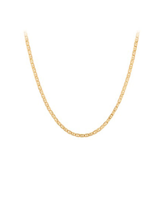 Pernille Corydon Therese necklace chain goldplated