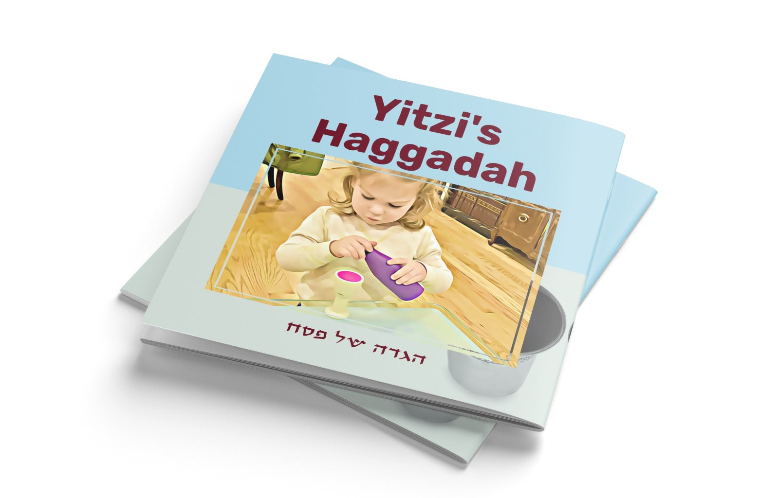 Personalized Booklet Haggadah