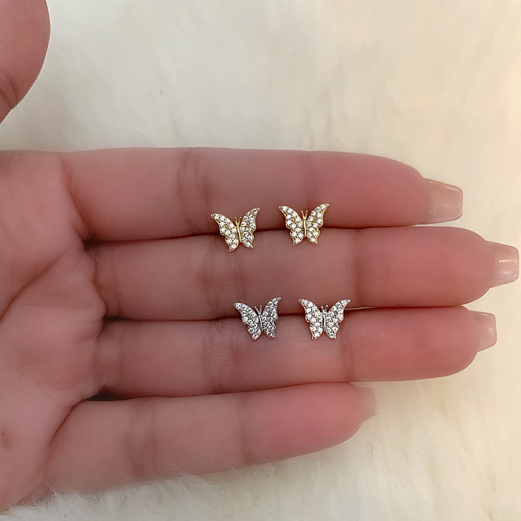 Butterfly Studs