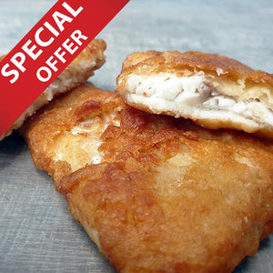 Battered Haddock Fillets 1 Kilo - Seafood Direct UK