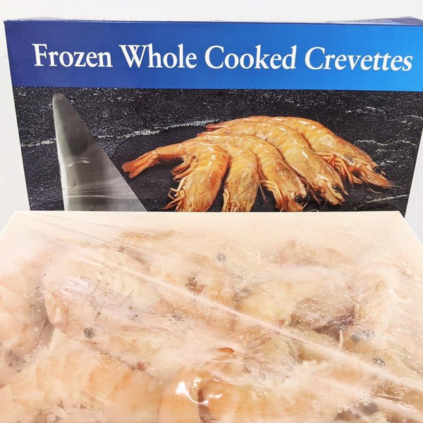 Crevettes Whole Cooked 20/30 - Seafood Direct UK