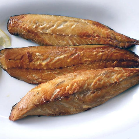 Hot Smoked Mackerel Fillets - Seafood Direct UK