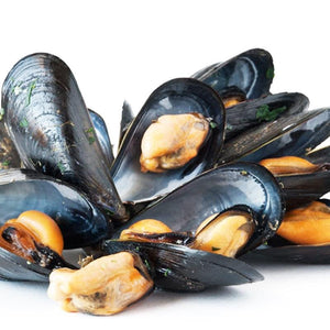 Mussels With Shell vac Pack - Seafood Direct UK