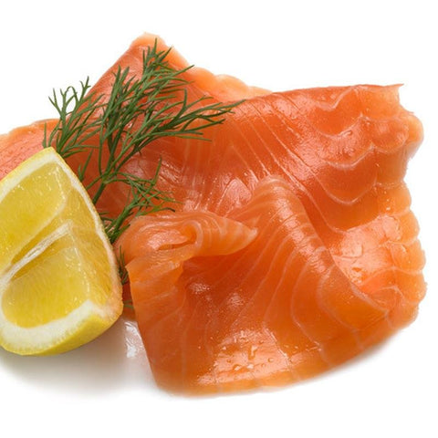 Smoked Salmon Slices 200g - Seafood Direct UK