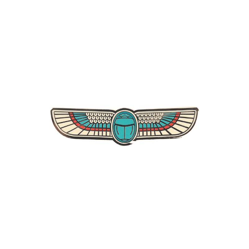 Egyptian Scarab - Gold - MUKA