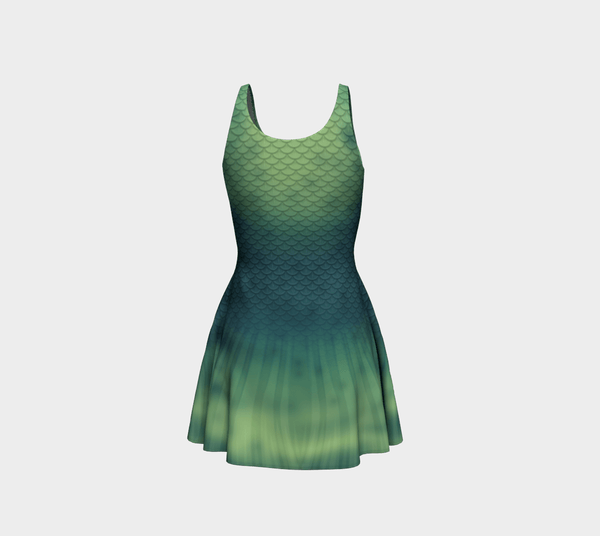 Dress Sea Creature Skater Dress [Limited] - seeksheek.myshopify.com