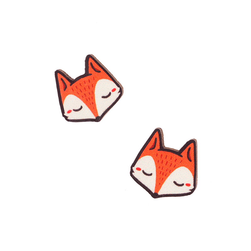Foxes - MUKA