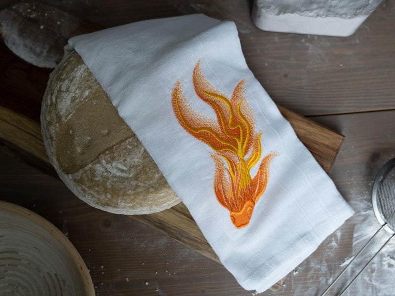 Goldfish Chef Towel - MUKA