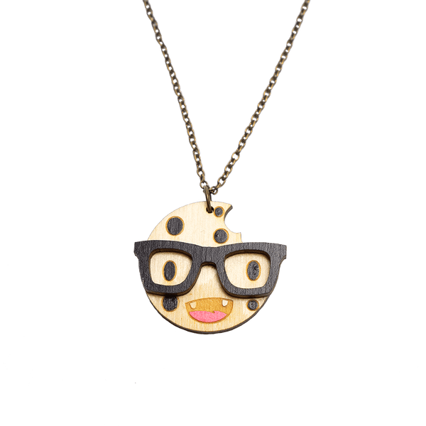 Smart Cookie Necklace - MUKA