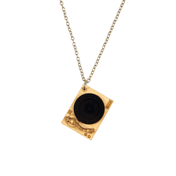 Turntable Necklace - MUKA