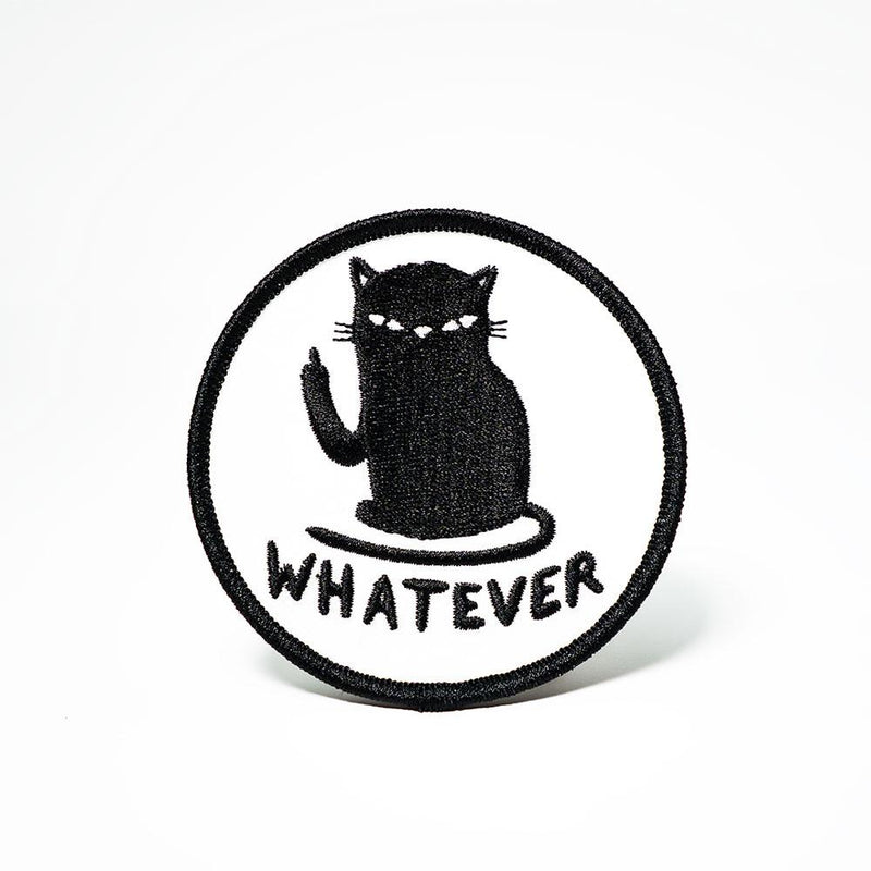 Whatever Cat Patch - MUKA