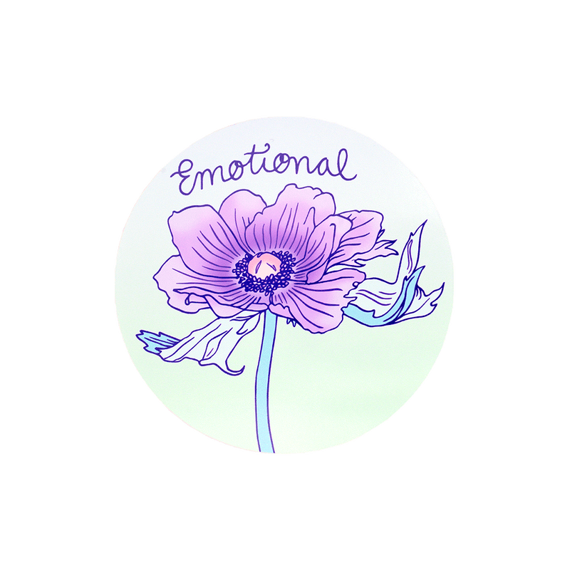Emotional Flower - MUKA