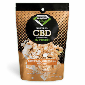 CBD Crystal Dabs - Crumble 600MG - My CBD Mall