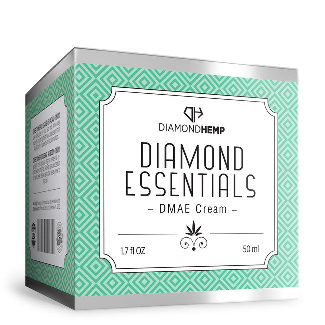 DMAE Cream (Diamond Essentials) - My CBD Mall