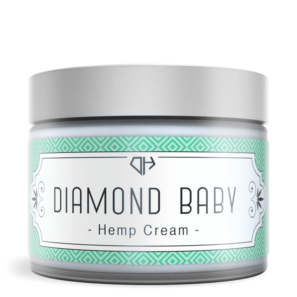 Hemp Cream (Diamond Baby) - My CBD Mall