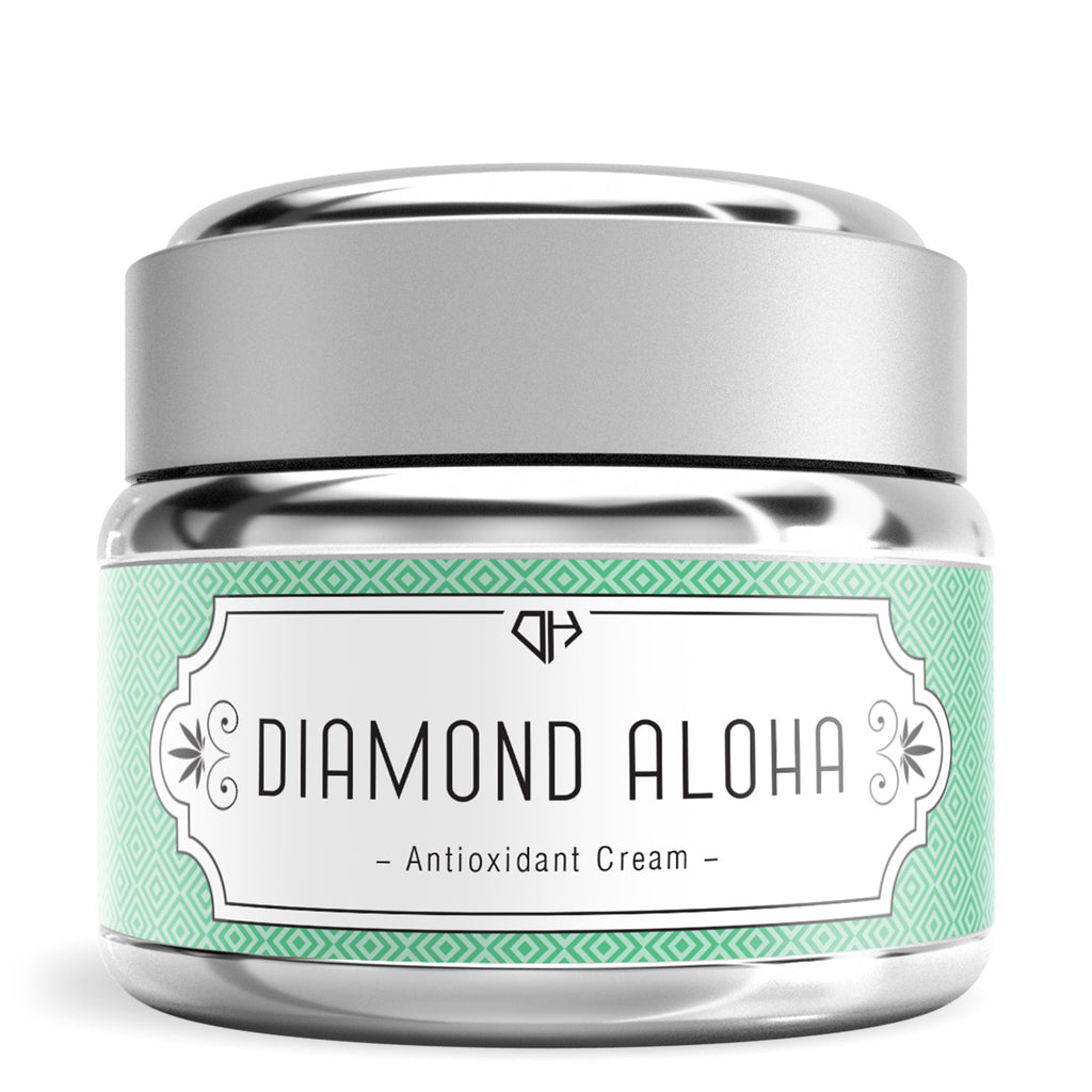 Hemp Antioxidant Cream (Diamond Aloha) - My CBD Mall
