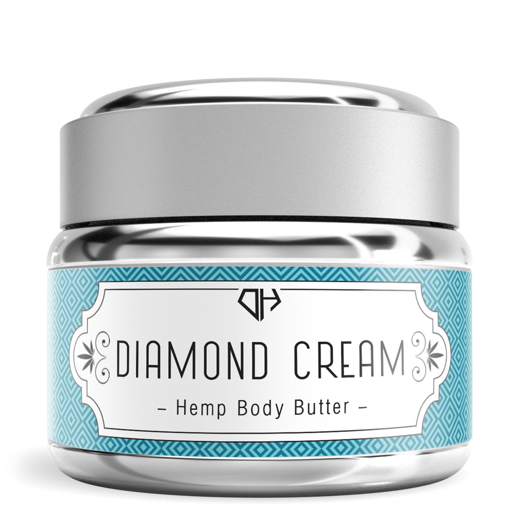 Hemp Body Butter (Diamond Cream) - My CBD Mall