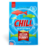 Chill Plus Gummies - CBD Infused Ocean Gummies [Edible Candy] - My CBD Mall
