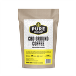 CBD Ground Coffee - Medium Roast - 90mg - My CBD Mall