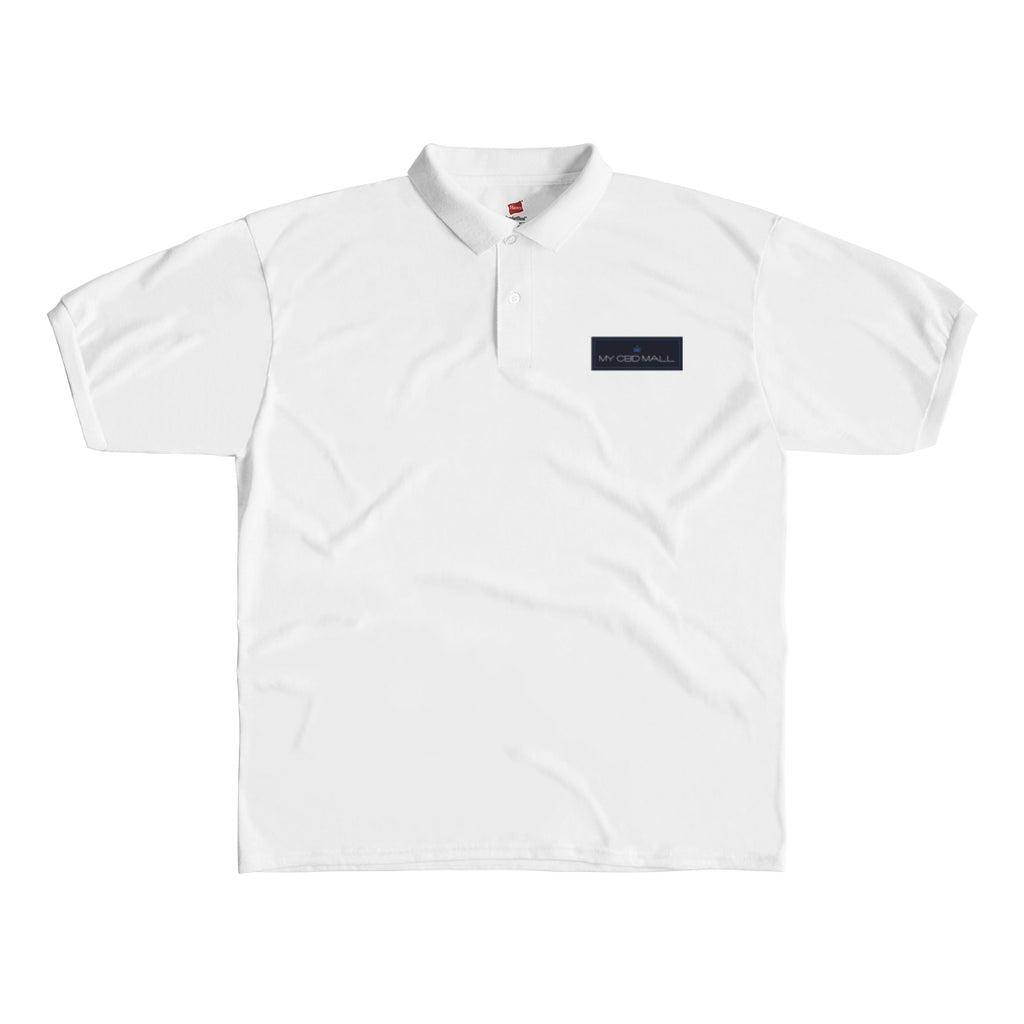My CBD Mall Men's Polo Shirt - My CBD Mall