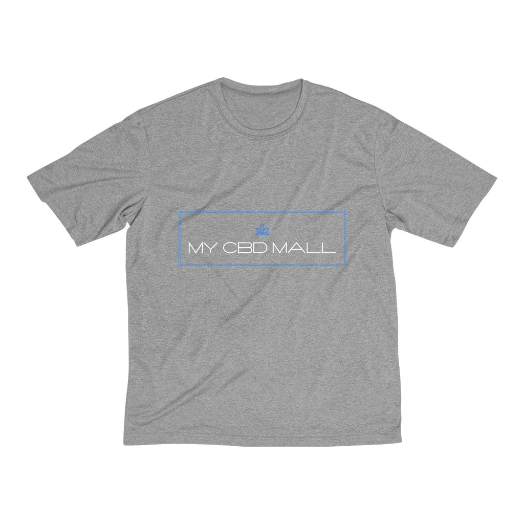 Men's Heather Dri-Fit Tee - My CBD Mall