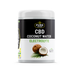 CBD Coconut Water Soluble electrolytes  - 250mg - My CBD Mall