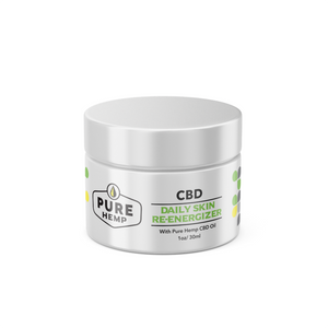 Daily Skin Re-Energizer - My CBD Mall