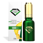 Unflavored Diamond CBD Oil 1000MG - My CBD Mall