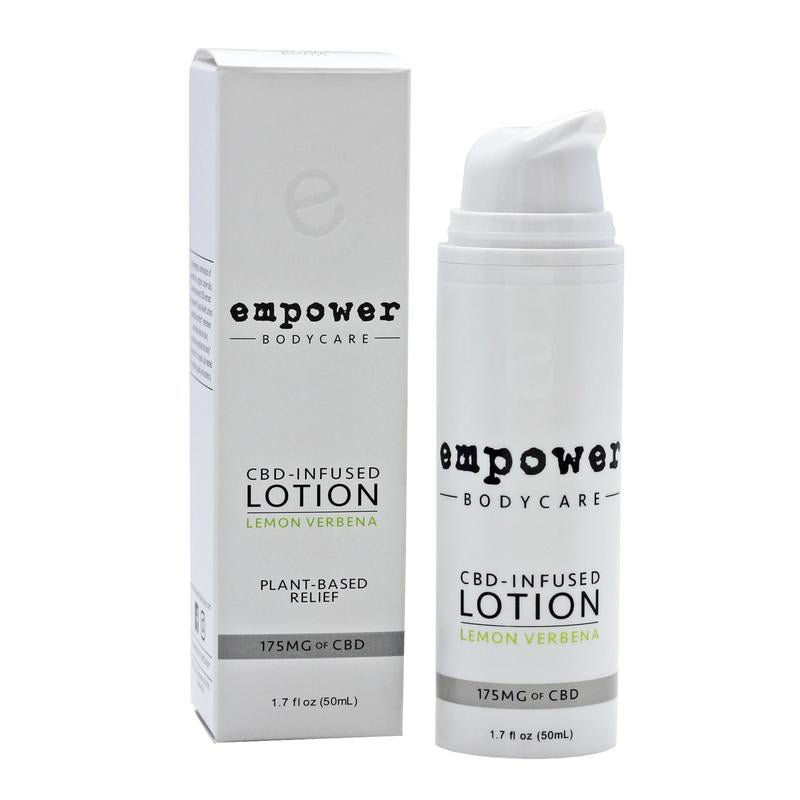 EMPOWER® TOPICAL RELIEF LOTION - My CBD Mall